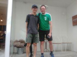 Chinese Teacher and Student, Chengde