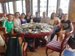 LTL Team Lunch