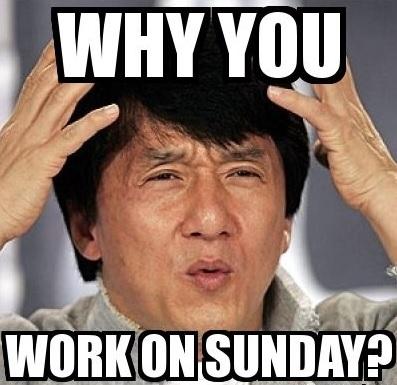 Officielle kinesiske helligdage - National helligdagsregulering i Kina kan gøre søndage til almindelige hverdage.
