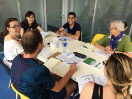 LTL Beijing undervisning på små hold