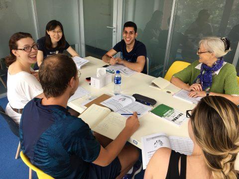 LTL Kinesisk Sprogskole i Shanghai - små hold