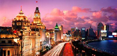 Dæmningen- Shanghai