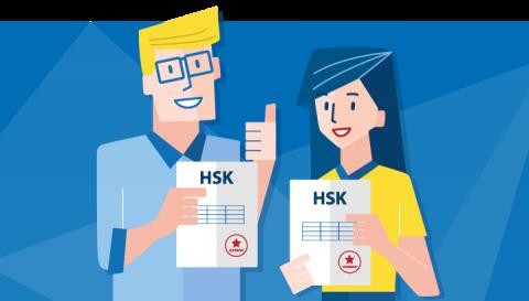 HSK Eksamen på - LTL kinesisk sprogskole