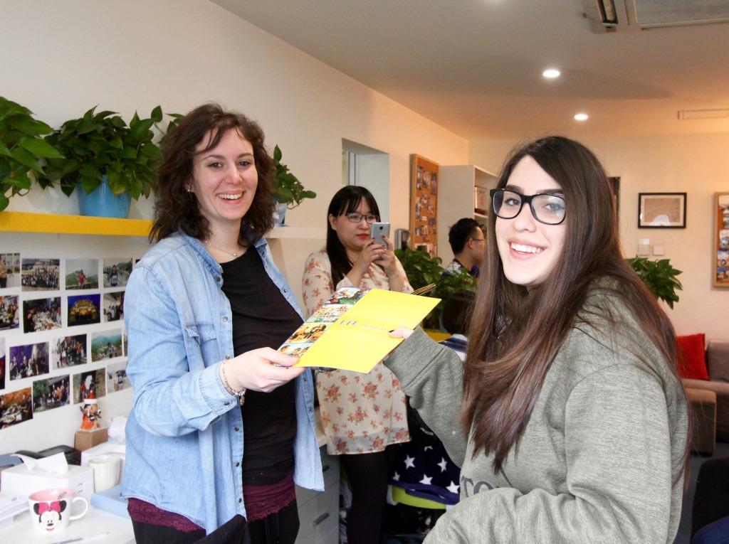 Certificerede undervisere på LTL Kinesisk Sprogskole i Kina