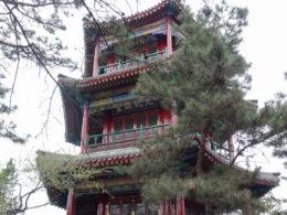 Trekking gennem Chengde