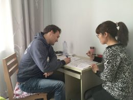 Chinese lesson with Teacher Tina in Chengde