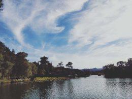 En smuk dag i Chengde
