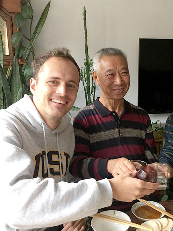 Fabian i Chengde - Tid til fordybelse i kinesisk