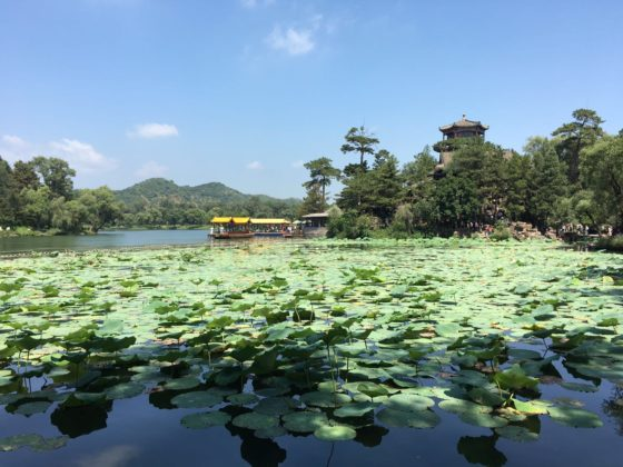 Chengde - På en smuk sommerdag