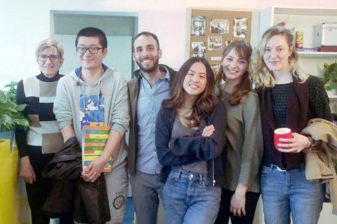 Kinesiskundervisning i Kina - Få venner