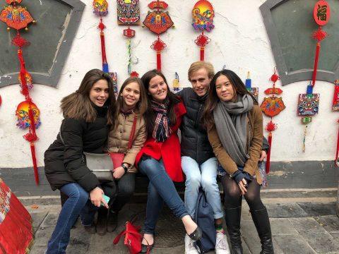 LTL studerende udforsker omgivelserne i Kina