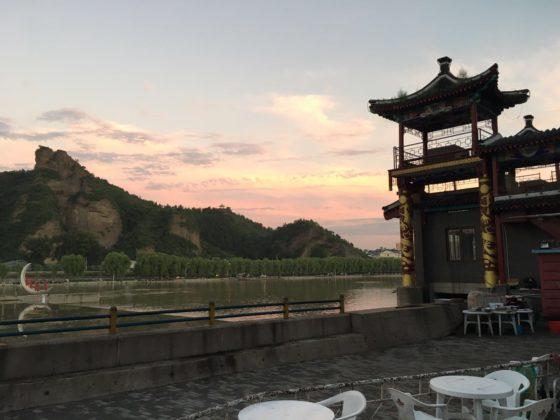 Chengde når den er smukkest