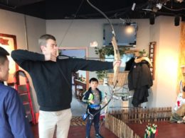 Time for Archery in Chengde