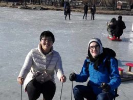Winter time in Chengde