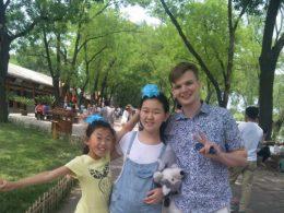 Immersing in Chengde