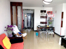 Chinese Homestay Living Area