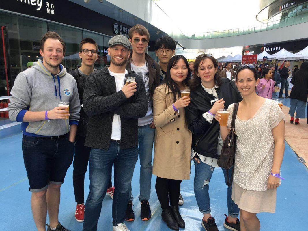 Having fun in China at LTL