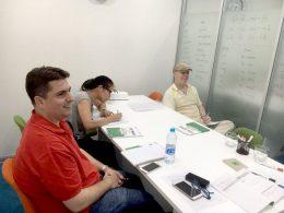 Lær kinesisk i Shanghai - små hold