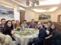 Onsdagsmiddage i LTL Shanghai