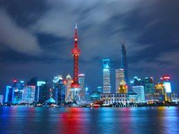 LTL i Shanghai
