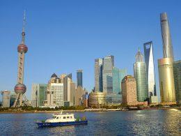 Dæmningen i Shanghai