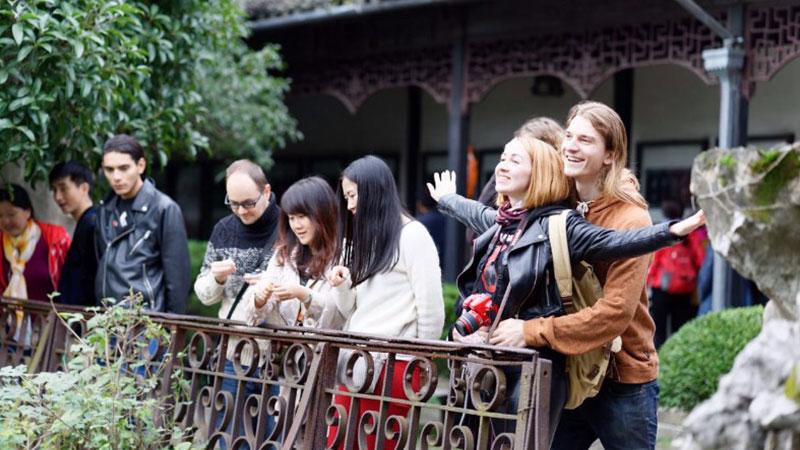 Sociale dagsture med LTL Kinesisk Sprogskole