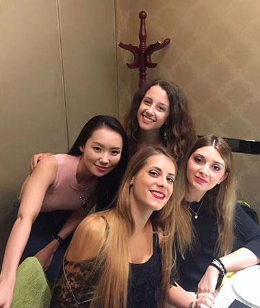 Leos bar i Shanghai