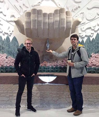 Museumsbesøg med LTL Kinesisk Sprogskole