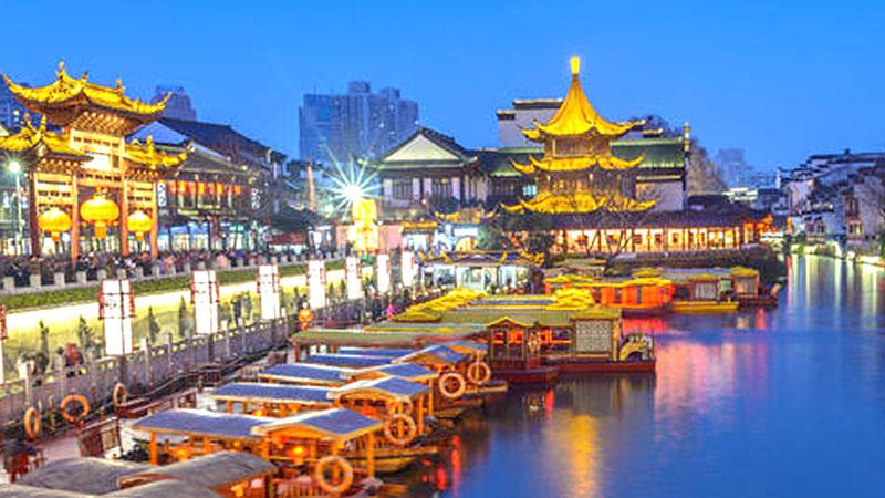 Weekendtur til nanjing med LTL Kinesisk Sprogskole