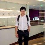 Den første praktikant hos LTL Kinesisk Sprogskole