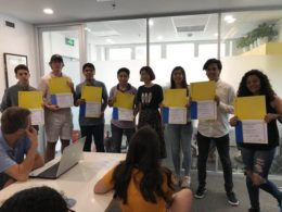 Mexico meets China - The Final Day Presentations