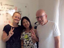 Kinesiskundervisning i Beijing med underviseren Lucy