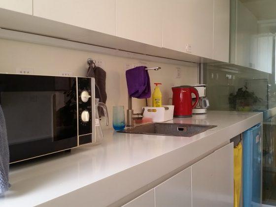 LTL Beijing kitchen area