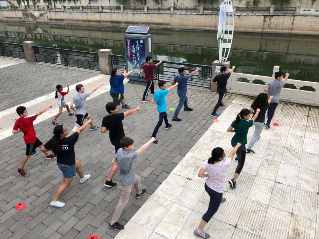 Mexikanske studerende fordyber sig i kinesisk kultur