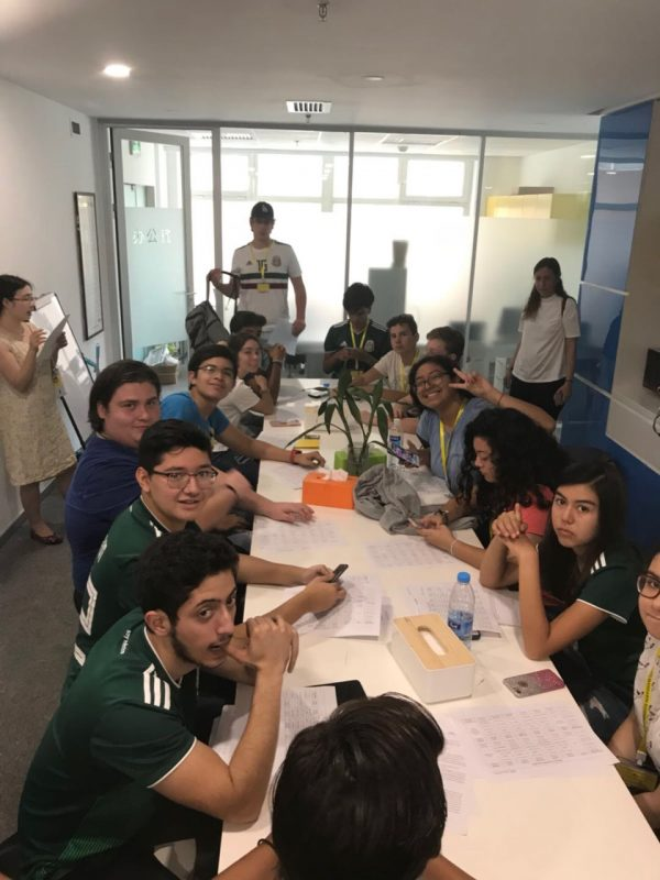 Tid til frokost med mexikanerne