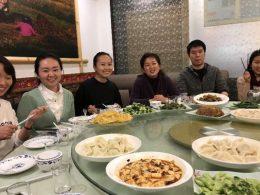 Delicious food in Shanghai