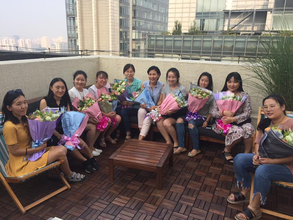 Underviserne på LTL Kinesisk Sprogskole