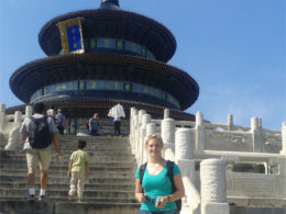 Travelling and exploring China