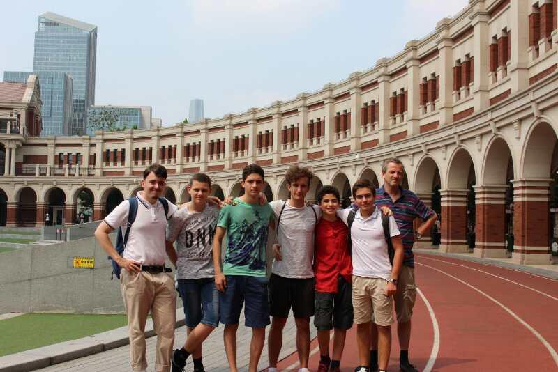 En weekendtur til Tianjin