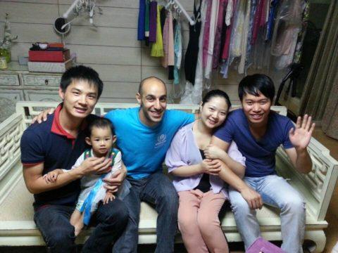 Undervis i engelsk i Kina med LTL Kinesisk Sprogskole